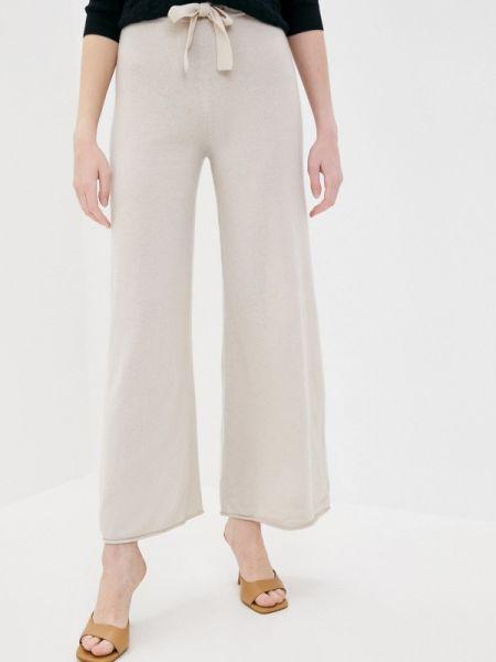 Бежевые брюки Stefanel