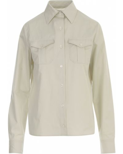 Biała koszula Lemaire