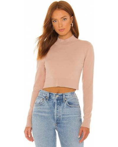 Кашемировый свитер - розовый 525