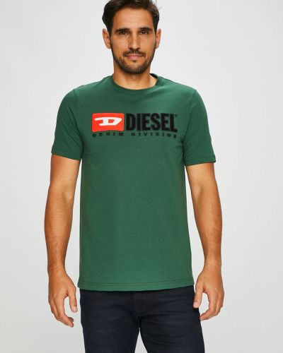 Футболка эластичная тонкая Diesel