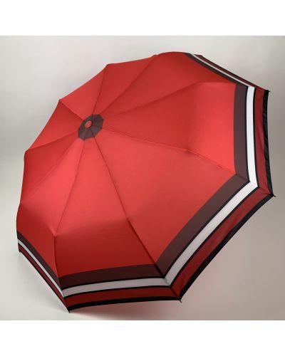 Складной зонт - красный Flagman