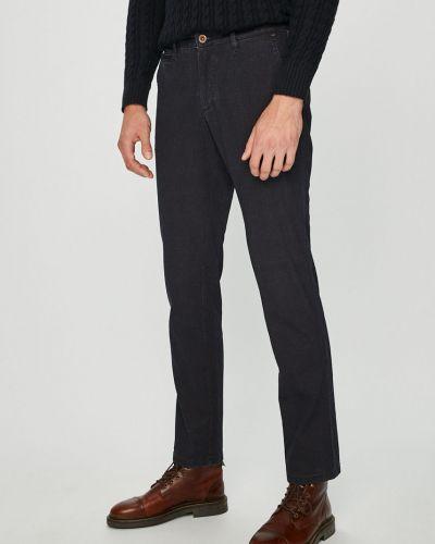 Прямые брюки с карманами с поясом Camel Active