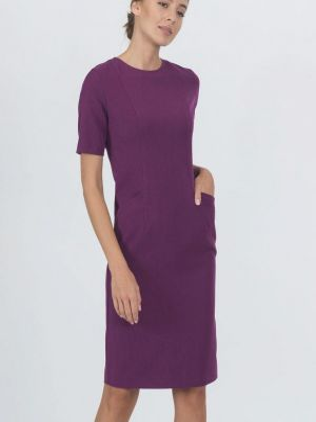 Платье футляр осеннее Raimaxx
