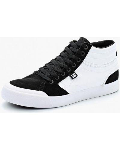 Белые высокие кеды Dc Shoes