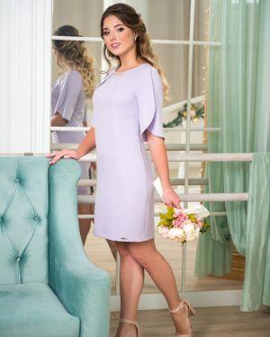 Вечернее платье футляр миди Merlis