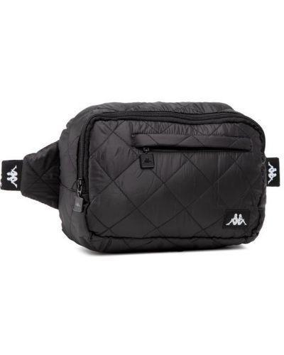 Czarny plecak Kappa