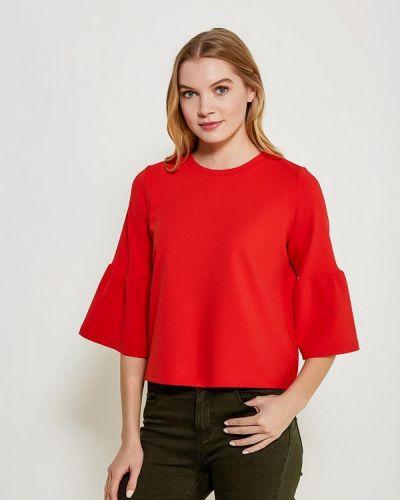 Красная блузка Befree