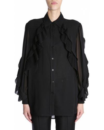 Koszula z jedwabiu Givenchy