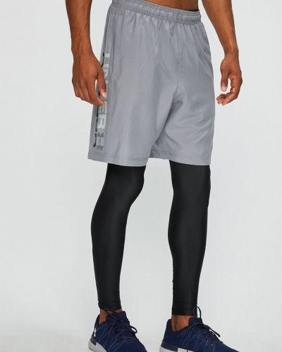 Спортивные шорты из полиэстера с карманами Under Armour