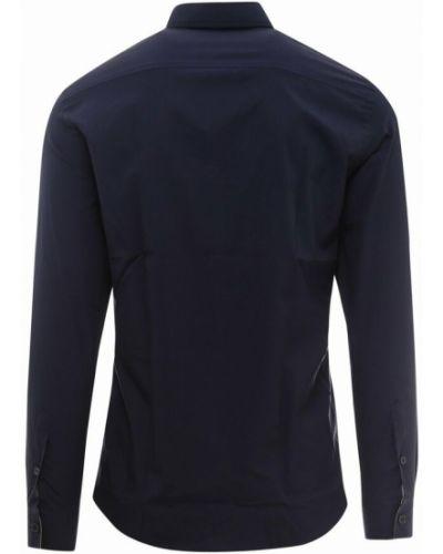 Niebieska koszula Invicta