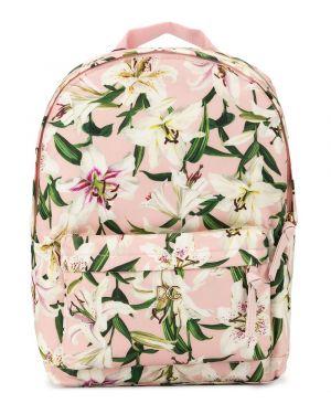 Рюкзак розовый Dolce & Gabbana Kids