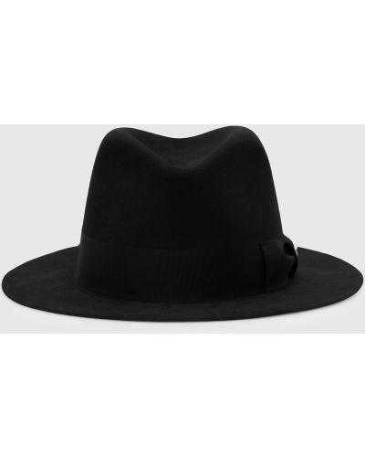 Шляпа - черные Stefano Ricci