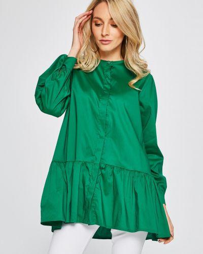 Блузка с рюшами оверсайз Answear