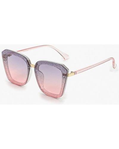 Солнцезащитные очки розовый итальянский Marco Bonne