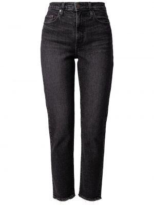 Черные джинсы с завышенной талией Nobody Denim