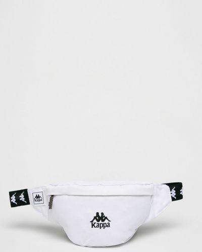 Текстильная поясная сумка - белая Kappa
