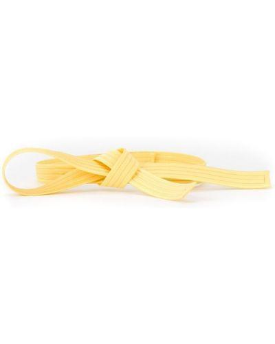 Ремень желтый Martha Medeiros