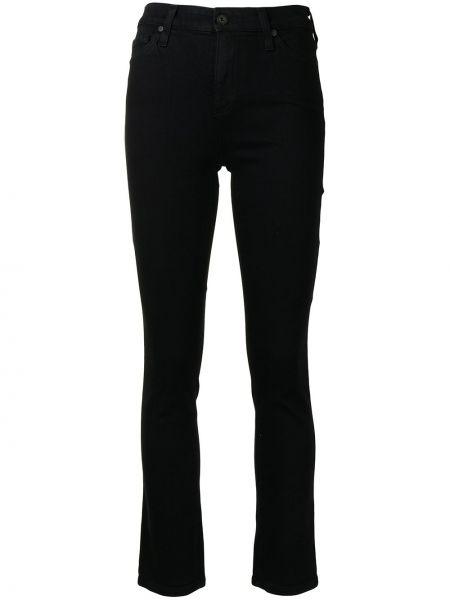 Джинсы классические - черные Ag Jeans