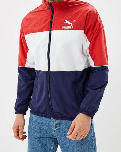 Куртка осенняя легкая 2019 Puma