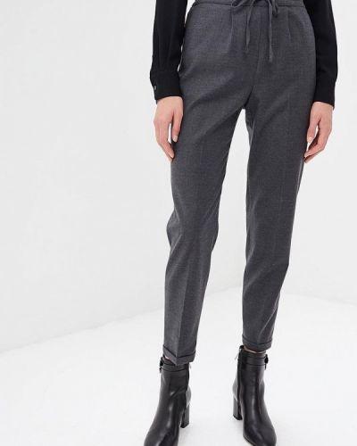 Серые брюки повседневные Calvin Klein