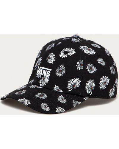 Czarny kapelusz Vans