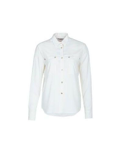 Белая блузка повседневная Iceberg