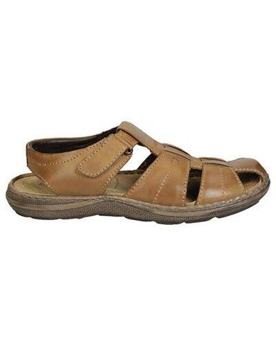 Sandały skorzane Ccc