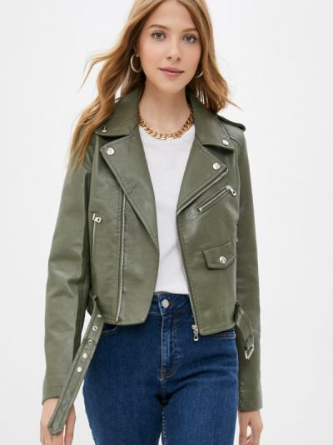 Куртка осенняя хаки Softy
