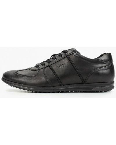 Кроссовки черные Wojas