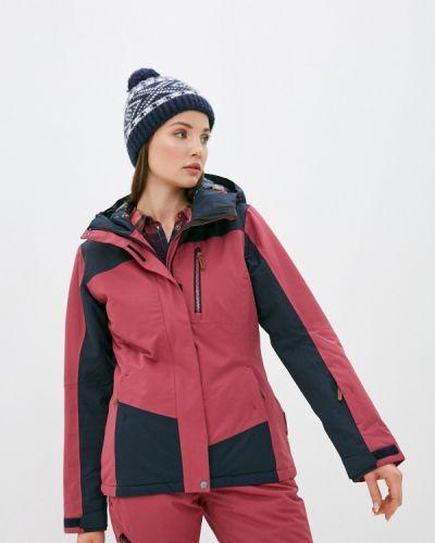 Розовая куртка горнолыжная Icepeak
