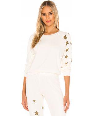 Sweter z nadrukiem francuski Wildfox Couture