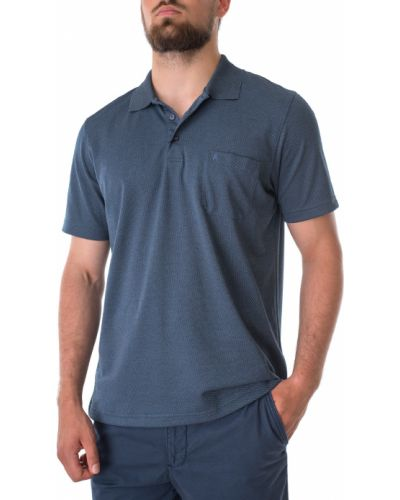 Синяя футболка Ragman
