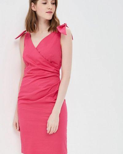 Вечернее розовое вечернее платье Rinascimento