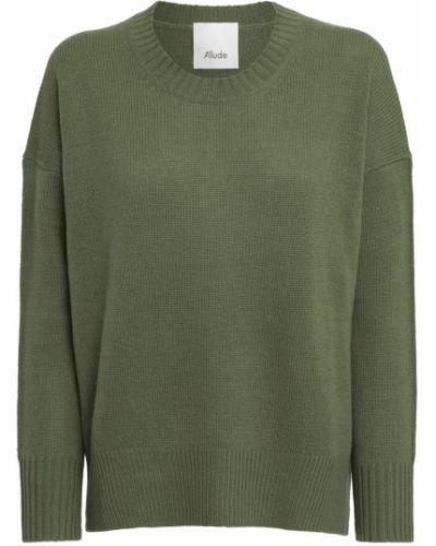Zielony sweter Allude