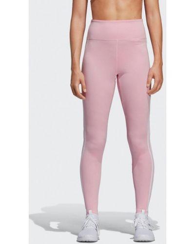 Брюки розовый весенний Adidas