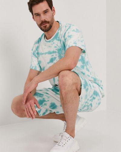 T-shirt bawełniany Guess
