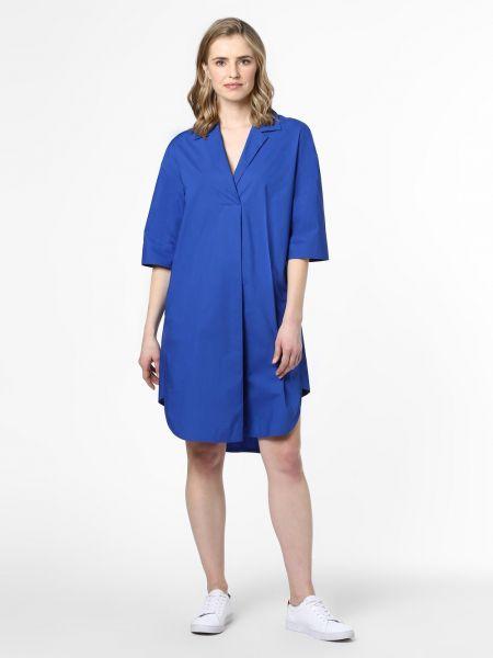 Niebieska sukienka mini Ipuri