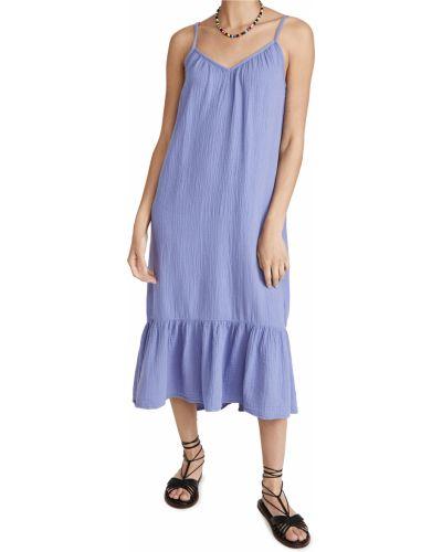 Платье с декольте Rails