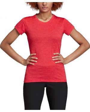Polo - czerwona Adidas