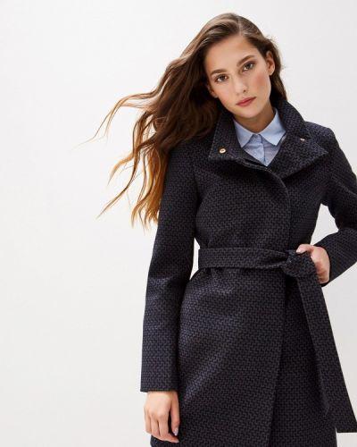 Пальто демисезонное серое Karolina