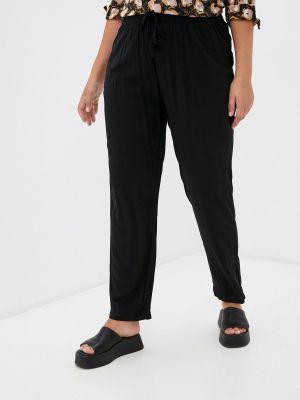 Зауженные брюки - черные Rosa Thea