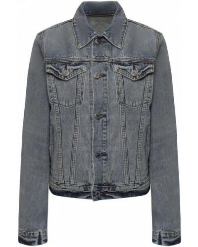 Джинсовая куртка хлопковая Helmut Lang