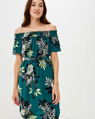 Зеленое платье прямое Dorothy Perkins