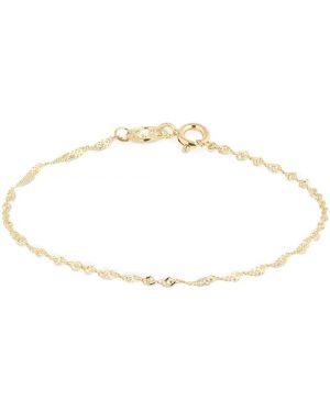 Złota bransoletka ze złota Lil