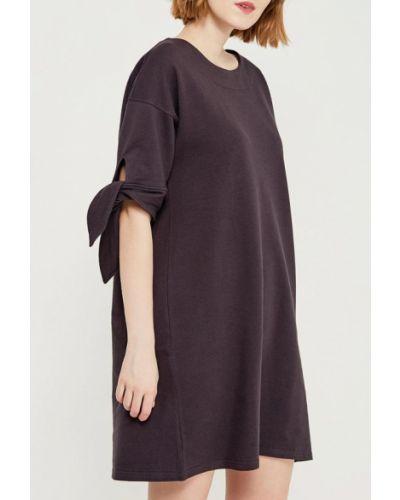 Платье весеннее серое Sitlly