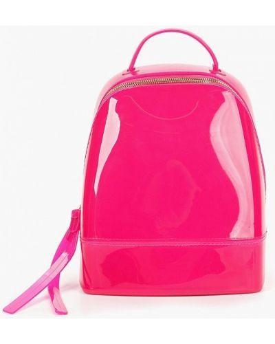Рюкзак силиконовый розовый Vitacci