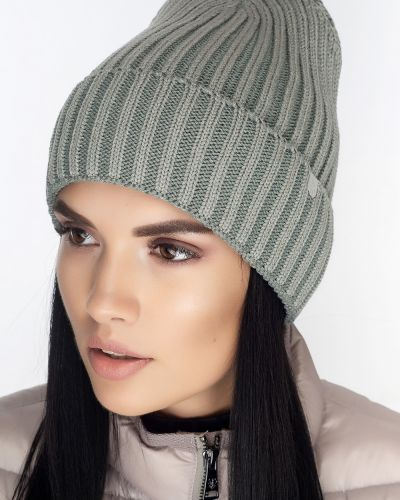 Шерстяная шапка Leks-jolie