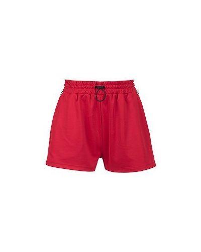 Красные шорты Valentino Red