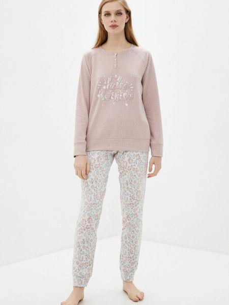 Серая пижамная пижама Relax Mode