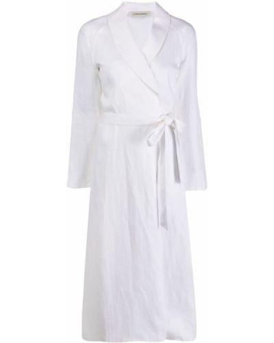 Платье миди с поясом на молнии A_plan_application